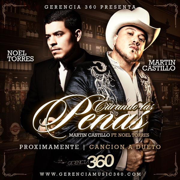 Noel Torres ft. Martin Castillo - Curando las Penas (Promo 2013)
